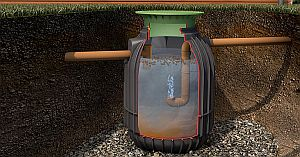 SAPHIR M153 Sedimentationstank - NEU!! -