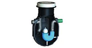 GRAF SAPHIR Leichtfl�ssigkeitsabscheider- KLsepa.compact Klasse 2 (Benzin)