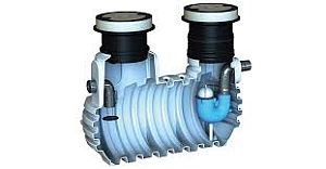 GRAF DIAMANT Leichtflüssigkeitsab-scheider KLsepa.compact Klasse 2 (Benzin)
