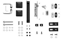 Torzubeh�r f�r Vario compact, Residenzen, Residenzen exklusiv [AOS]
