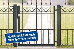 Schmucktor VARIO Residenzen klassik MAILAND [AOS]