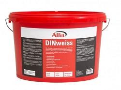 738 Alfa DINweiss