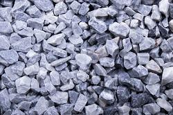 Kristall Blau Splitt