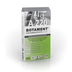 BOTAMENT® A 220 Nivelliermasse bis 20  mm