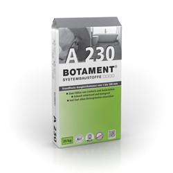 BOTAMENT® A 230 Nivelliermasse 1 bis 100  mm
