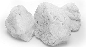 Kristall Quarz (Kristallquarz) Gabionensteine