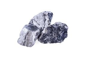 Alpin Grau Gabionensteine