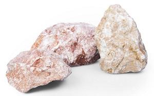 Tiroler Rot Gabionensteine