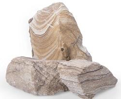 Pinienstein Gabionensteine