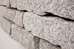 Granit Mauersteine