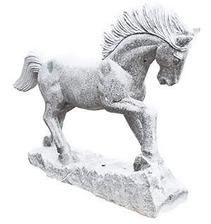 Stein Skulpturen