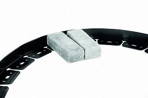 ORLANDO BRIC-EDGE PVC-Recycling Randbegrenzung