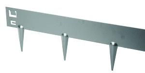 EVER EDGE Stahl verzinkt oder Stahl beschichtet (braun) Randbegrenzung