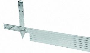 ALU MEVO EDGE PRO Aluminium - Randbegrenzung