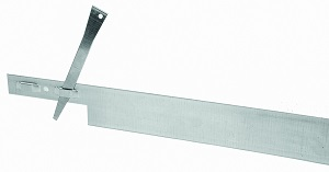 COL-MET Verz. Stahl - Randbegrenzung