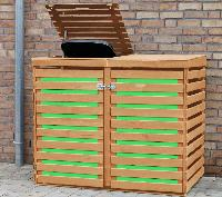 Mülltonnendoppelbox CYO