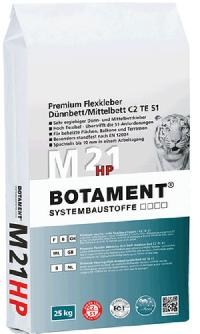 BOTAMENT� M 21 HP Premium Flexkleber