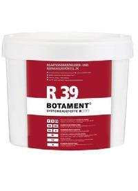 BOTAMENT R 39 Reaktionsharzkleber- und Reparaturmörtel 2K