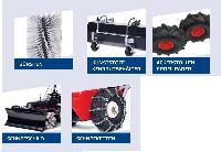 Zubeh�r f�r Radial - Kehrmaschine