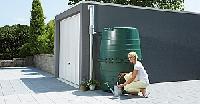TOP-Tank 1.300 Liter - Oberirdisch