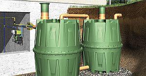 Herkules-Tank 1.600 Liter