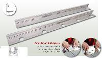Silex Kiesfangleiste Fix Aluminium (Klick-System)