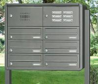 EXPRESS BOX FS-220 (horizontal) mit Verkleidung RI220 und Funktionskasten