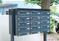 EXPRESS BOX FS-244H (horizontal) mit Verkleidung RI244H