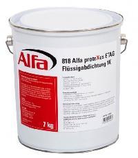 818 Alfa proteXos ETAG Flüssigabdichtung 1K