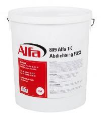 809 Alfa 1K Abdichtung FLEX
