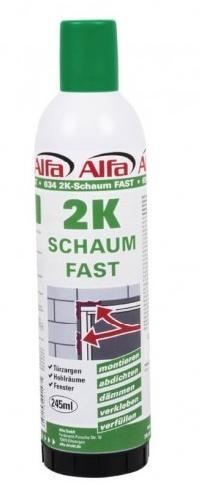 634 Alfa 2K-Schaum FAST