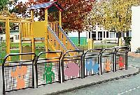 Geländer CONVI®  speziell für Schulen