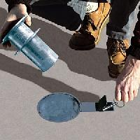 System Serrublock® 21 für Poller (dadurch herausnehmbar)