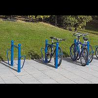 Fahrradständer DUO (2 Plätze)