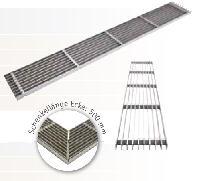 Dr�nage-L�ngststabrost 7x7 mm