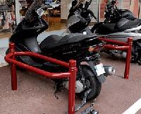 Deko-Motorradständer