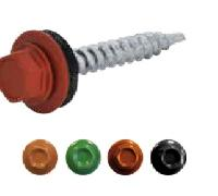 6kt.-Bohrschrauben TWISTEC® Color-Head - 4,8 x 35 mm
