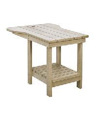 C.R.P. Tete-a-Tete Tisch m. Schirm-Loch A13 für C03