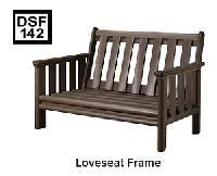 C.R.P. Lounge Sofa-2-Sitzer DSF142
