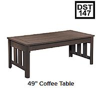 C.R.P. Coffee Table / Kaffee-Tisch DST147
