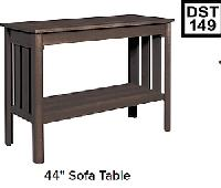 C.R.P. Sofa Table / Sofa-Beistell-Tisch DST149