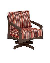 C.R.P. Drehbarer Armlehnen-Lounge Sessel DSF161