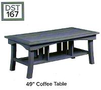 C.R.P. Coffee Table / Kaffee-Tisch DST167