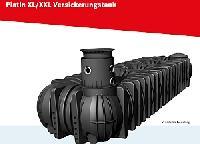 PLATIN XL/XXL Versickerungs-Flachtank (NEU)