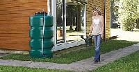 Gartentank 500 - 1.000 Liter - Oberirdisch