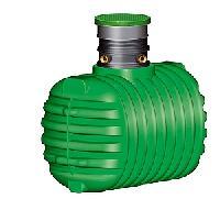 CRISTALL Regenwassertank (begehbar)
