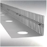 Silex Kiesfangleiste Aluminium - H�henverstellbar