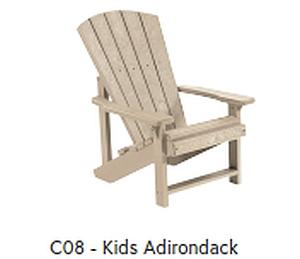 C08 KIDS-ADIRONDACK Kinder-Stuhl