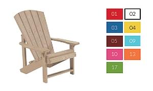 KIDS-ADIRONDACK Kinder-Stuhl