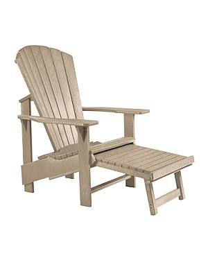 Ausziehbare Fußstütze für Adirondack-Stuhl C03